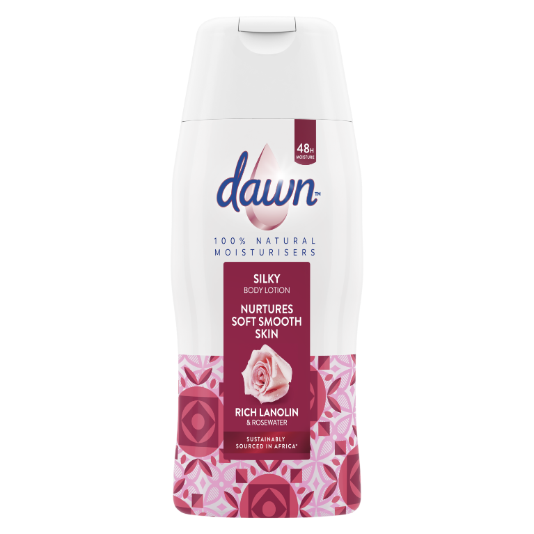 Dawn Rich Lanolin & Rose Water Body Lotion 200ml