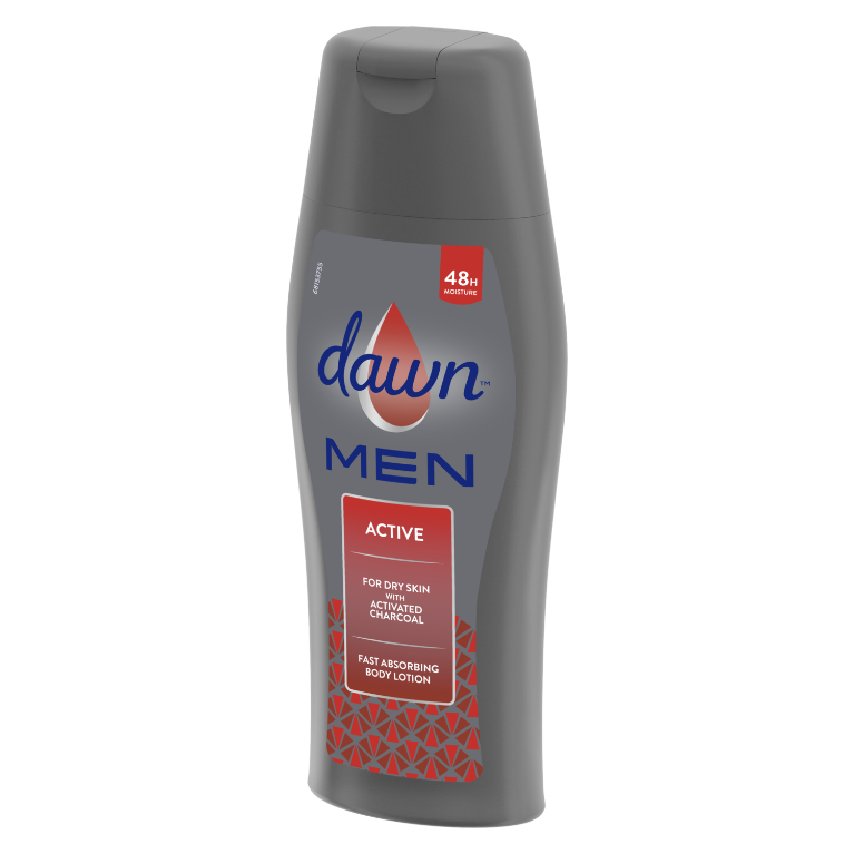 JPEG - Dawn For Men Active Body Lotion 400ml