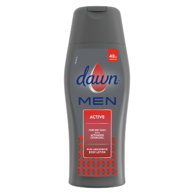 Dawn Men Active Fast Absorbing Body Lotion
